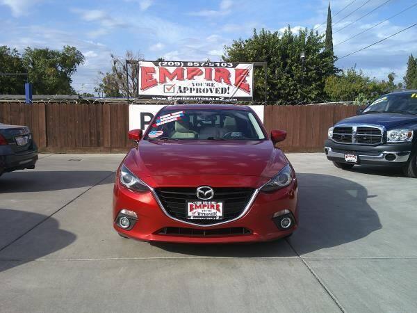2014 Mazda MAZDA3 for sale at Empire Auto Sales in Modesto CA