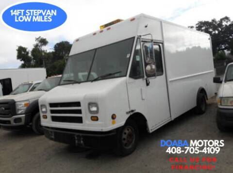 2006 Ford E-Series Chassis for sale at DOABA Motors - Step Vans in San Jose CA