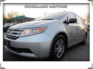 2011 Honda Odyssey for sale at Rockland Automall - Rockland Motors in West Nyack NY
