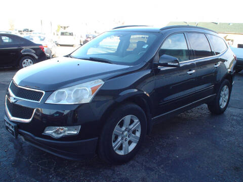 2011 Chevrolet Traverse for sale at World of Wheels Autoplex in Hays KS