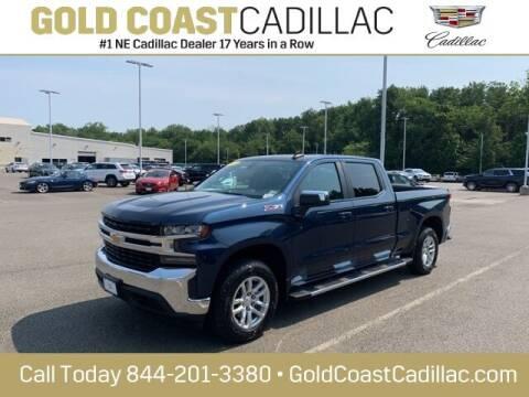 2019 Chevrolet Silverado 1500 for sale at Gold Coast Cadillac in Oakhurst NJ