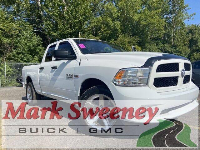2014 RAM Ram Pickup 1500 for sale at Mark Sweeney Buick GMC in Cincinnati OH