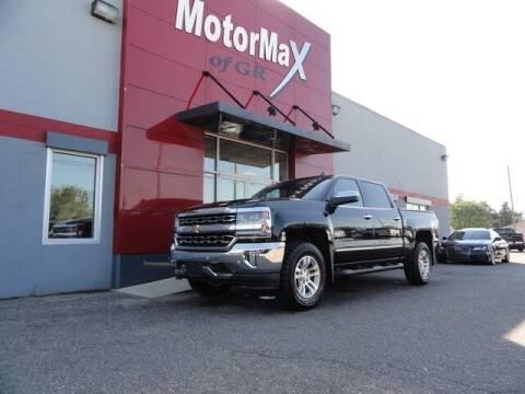 2018 Chevrolet Silverado 1500 for sale at MotorMax of GR in Grandville MI