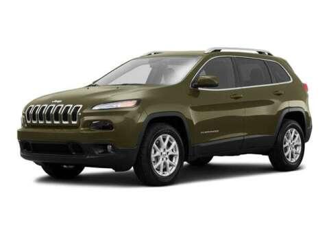 2016 Jeep Cherokee for sale at Winchester Mitsubishi in Winchester VA