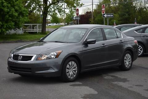 2009 Honda Accord for sale at GREENPORT AUTO in Hudson NY