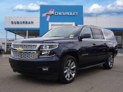 2018 Chevrolet Suburban for sale at Suburban Chevrolet of Ann Arbor in Ann Arbor MI