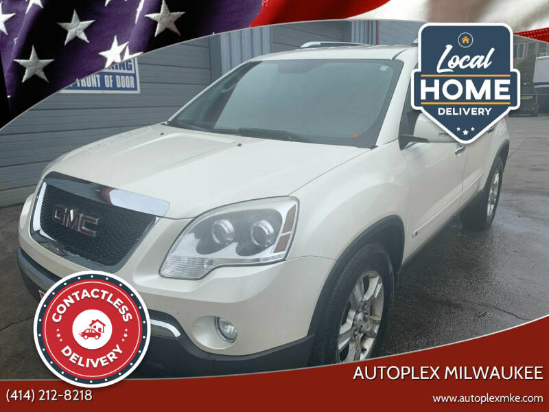 2009 GMC Acadia for sale at Autoplex 2 in Milwaukee WI