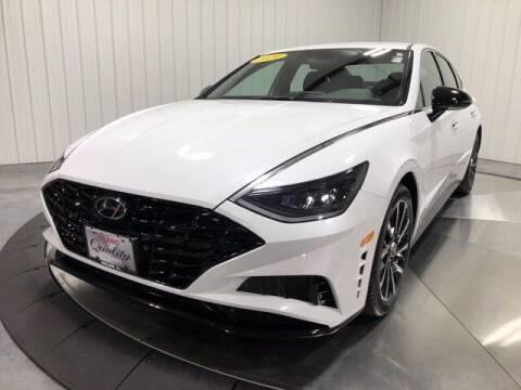 2020 Hyundai Sonata for sale at HILAND TOYOTA in Moline IL