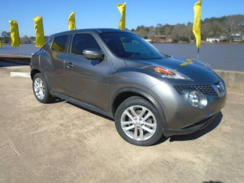 2015 Nissan JUKE for sale at Lake Carroll Auto Sales in Carrollton GA