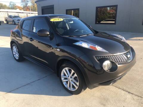 2012 Nissan JUKE for sale at Tigerland Motors in Sedalia MO