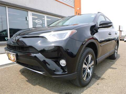 2018 Toyota RAV4 for sale at Torgerson Auto Center in Bismarck ND