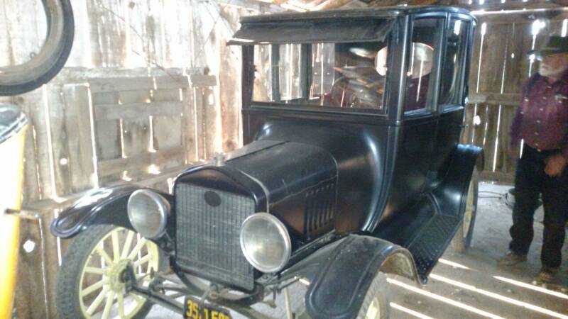 1918 Ford Model T for sale in San Luis Obispo, CA