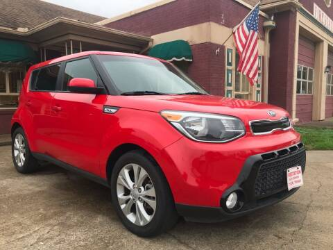 2016 Kia Soul for sale at Firestation Auto Center in Tyler TX