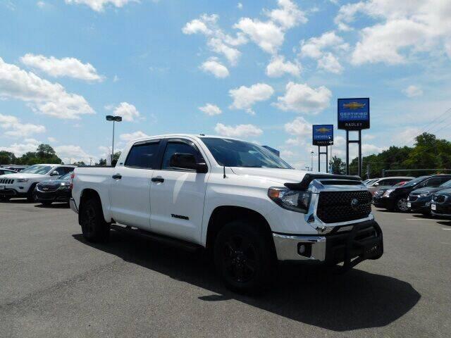 2019 Toyota Tundra for sale at Radley Cadillac in Fredericksburg VA