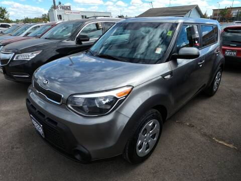 2014 Kia Soul for sale at Kiefer Nissan Budget Lot in Albany OR