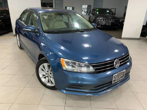 2015 Volkswagen Jetta for sale at Auto Mall of Springfield in Springfield IL