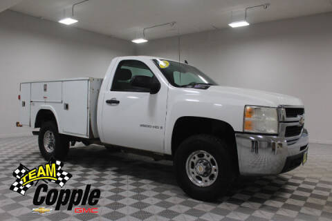 2007 Chevrolet Silverado 2500HD for sale at Copple Chevrolet GMC Inc in Louisville NE