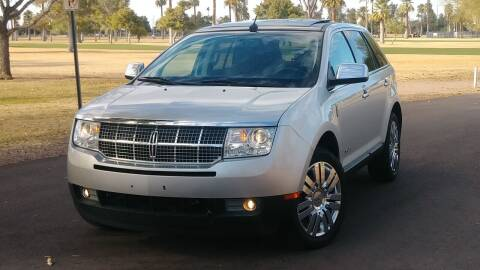 2010 Lincoln MKX for sale at CAR MIX MOTOR CO. in Phoenix AZ