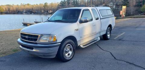 1997 Ford F-150 for sale at Village Wholesale in Hot Springs Village AR