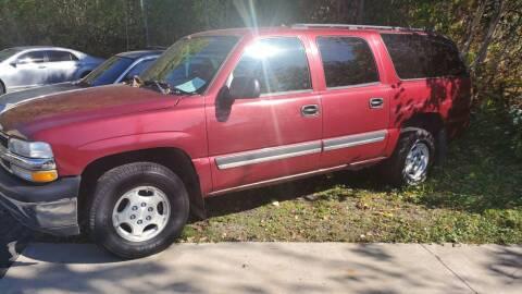 2004 Chevrolet Suburban for sale at City Auto Sales in La Crosse WI