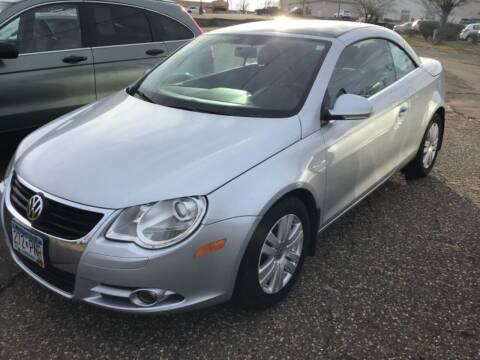 2007 Volkswagen Eos for sale at Sparkle Auto Sales in Maplewood MN