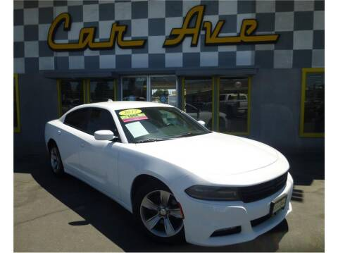 2017 Dodge Charger for sale at Car Ave in Fresno CA