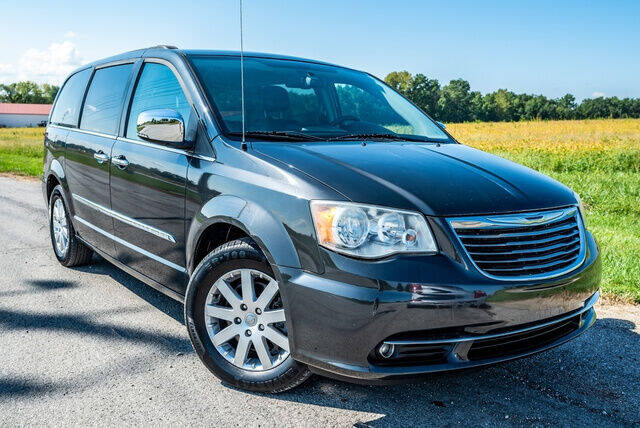 2012 Chrysler Town and Country for sale at Fruendly Auto Source in Moscow Mills MO