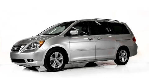 2008 Honda Odyssey for sale at Houston Auto Credit in Houston TX