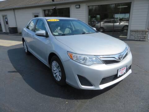 2014 Toyota Camry for sale at Tri-County Pre-Owned Superstore in Reynoldsburg OH
