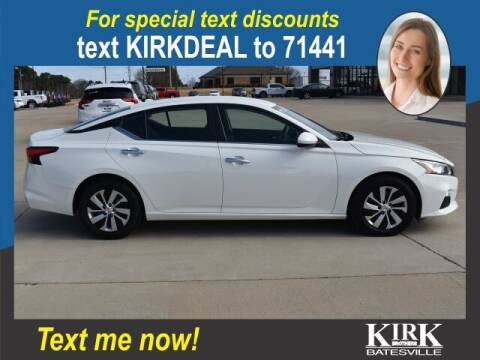 2020 Nissan Altima for sale at Kirk Brothers Batesville in Batesville MS