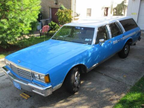 1985 Chevrolet Caprice for sale at Island Classics & Customs in Staten Island NY