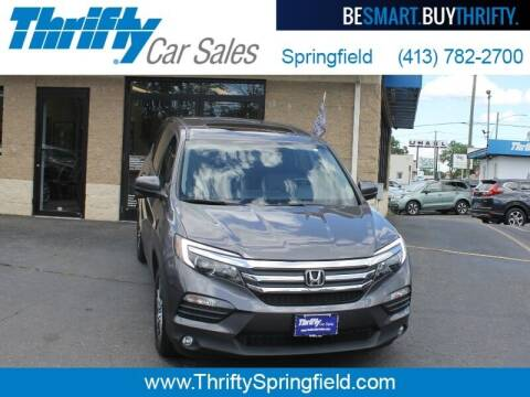 2018 Honda Pilot for sale at Thrifty Car Sales Springfield in Springfield MA