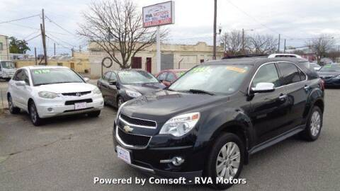 2011 Chevrolet Equinox for sale at RVA MOTORS in Richmond VA