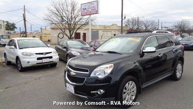 2011 Chevrolet Equinox for sale at RVA MOTORS in Richmond VA