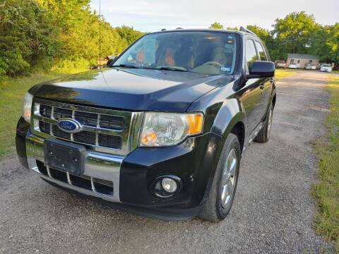 2010 Ford Escape for sale at The Car Shed in Burleson TX