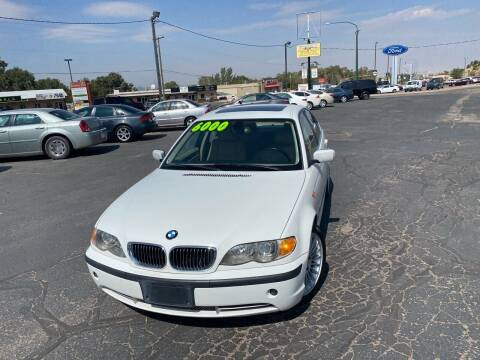 2003 BMW 3 Series for sale at University Auto Sales in Cedar City UT