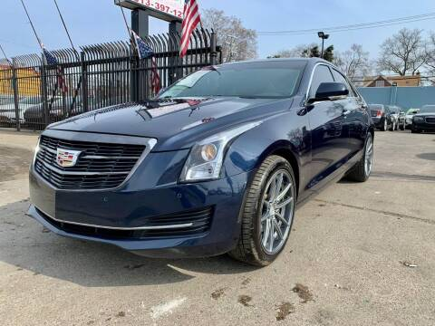 2015 Cadillac ATS for sale at Gus's Used Auto Sales in Detroit MI