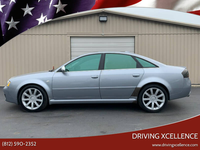 2003 Audi RS 6 for sale in Jeffersonville, IN