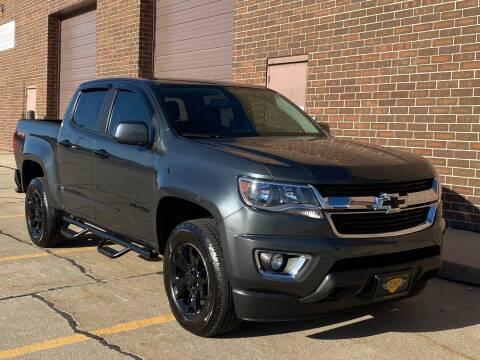 2017 Chevrolet Colorado for sale at Effect Auto Center in Omaha NE
