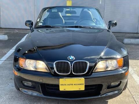 1998 BMW Z3 for sale at Delta Auto Alliance in Houston TX