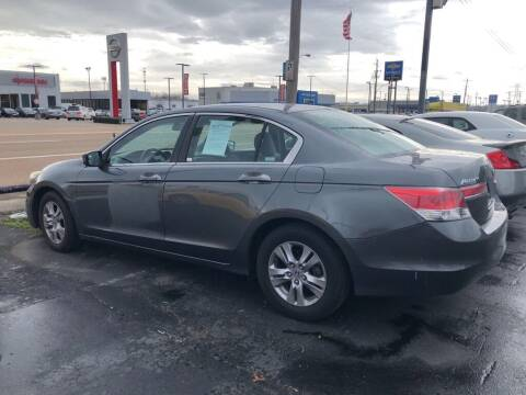 2011 Honda Accord for sale at Johnnie B Automart in Memphis TN
