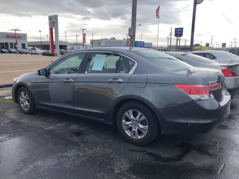 2011 Honda Accord for sale in Memphis, TN