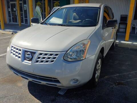 2010 Nissan Rogue for sale at Autos by Tom in Largo FL