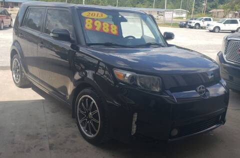 2013 Scion xB for sale at COOPER AUTO SALES in Oneida TN