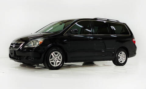 2007 Honda Odyssey for sale at Houston Auto Credit in Houston TX