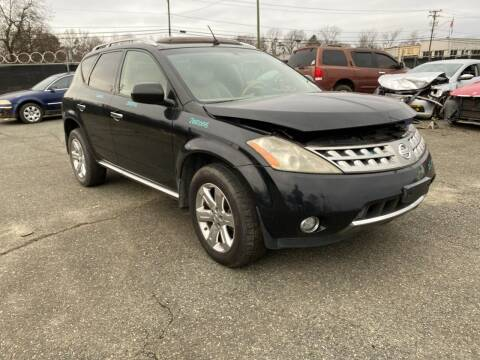 2007 Nissan Murano for sale at ASAP Car Parts in Charlotte NC