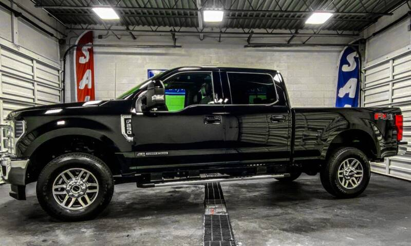 2019 Ford F-250 Super Duty for sale at Falleti Motors, Inc.  est. 1976 in Batavia NY