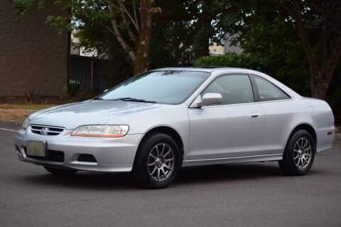 2001 Honda Accord for sale at Overland Automotive in Hillsboro OR