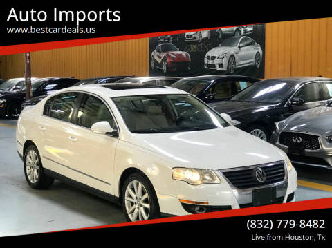 2010 Volkswagen Passat for sale at Auto Imports in Houston TX