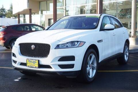 2018 Jaguar F-PACE for sale at Jeremy Sells Hyundai in Edmunds WA